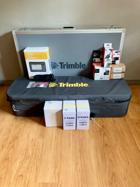 *BRAND NEW* Trimble UX5 Unmanned Ariel System UAV Drone Complete System UX5 HP