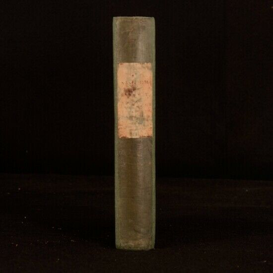 1836 A Natural System of Botany or A Systematic View of The.. Vegetable Lindley GBP 33.60