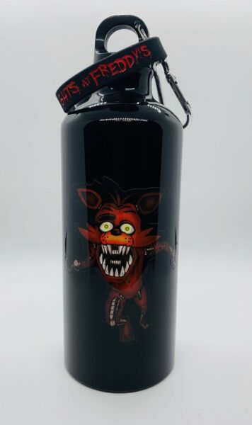 FIVE NIGHTS AT FREDDY'S Matching Bracelet and WATER BOTTLE FOXY FNAF