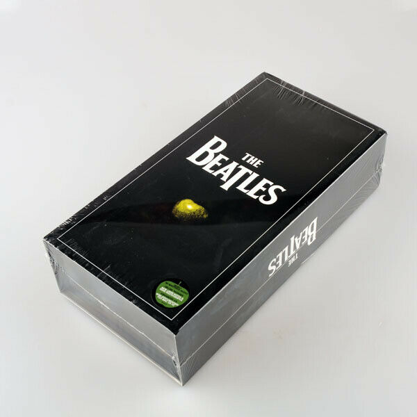 THE BEATLES: STEREO BOX SET BY THE BEATLES (2009)17 DISC BRAND NEW Sealed