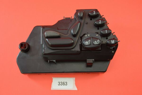 YC#12A 00 06 MERCEDES BENZ CL500 PASSENGER SIDE FRONT SEAT SWITCH 2158211051 OEM $79.99