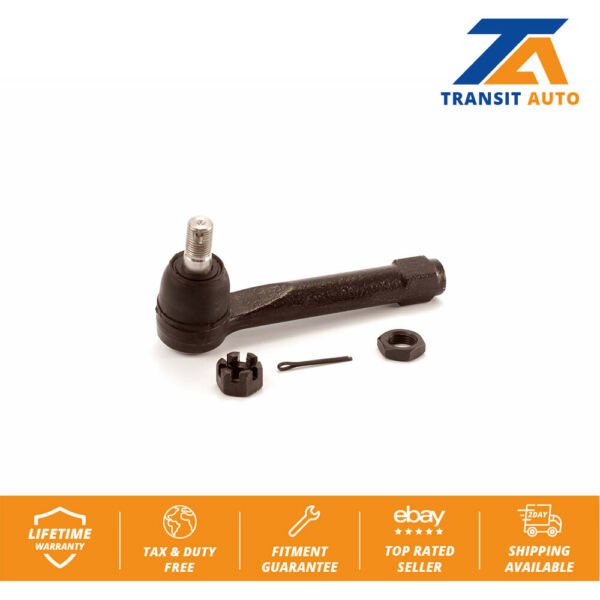 Front Outer TOR Steering Tie Rod End For 2004-2009 Nissan Quest