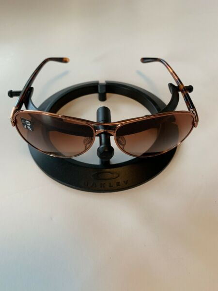 Oakley Feedback Sunglasses Rose Golf VR50 Brown Gradient OO4079 01 $109.95