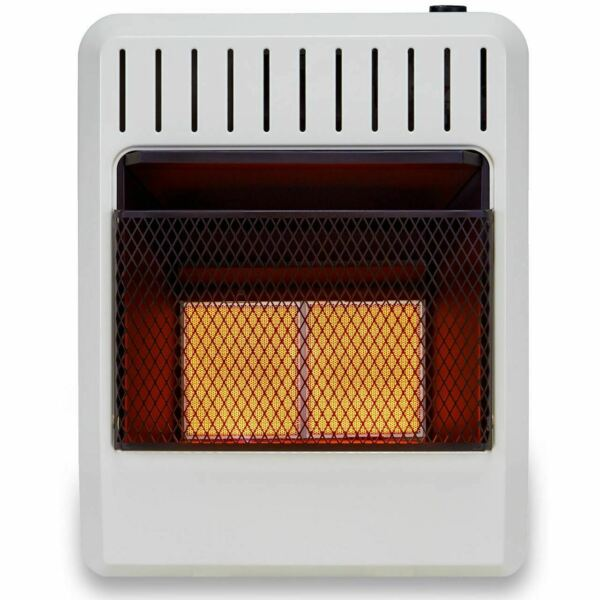 Avenger Recon Ventless Dual Fuel Infrared Gas Heater Vent Free - 20000BTU