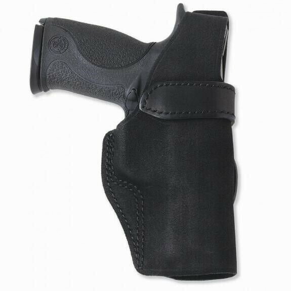 Galco WTH472B Right Hand Black Wraith Belt Holster S&W 940 M&P