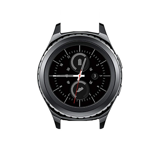 Samsung Galaxy Gear S2 Classic 40mm Stainless Steel - New Silicone Bands