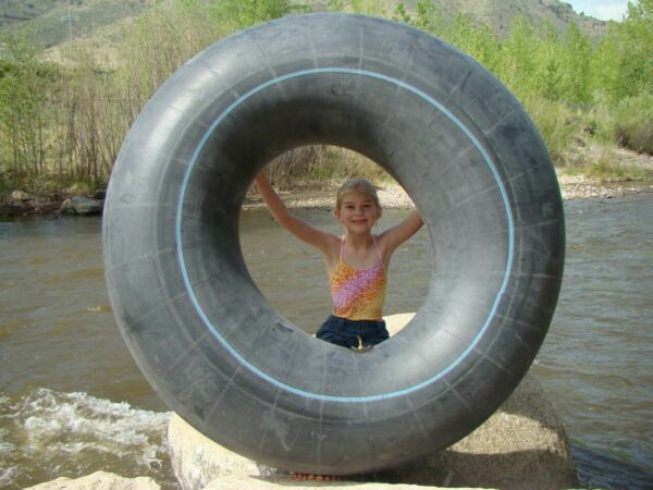 Huge New Truck Inner Tubes Rafting Snow Tubes 10.00-20