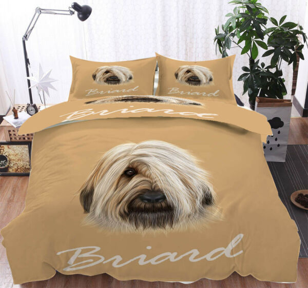 A Dog Covers Eye 3D Printing Duvet Quilt Doona Covers Pillow Case Bedding Sets AU $129.00