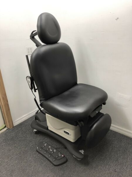 Midmark Ritter 630 Power Procedure Exam Chair Any Color Upholstery