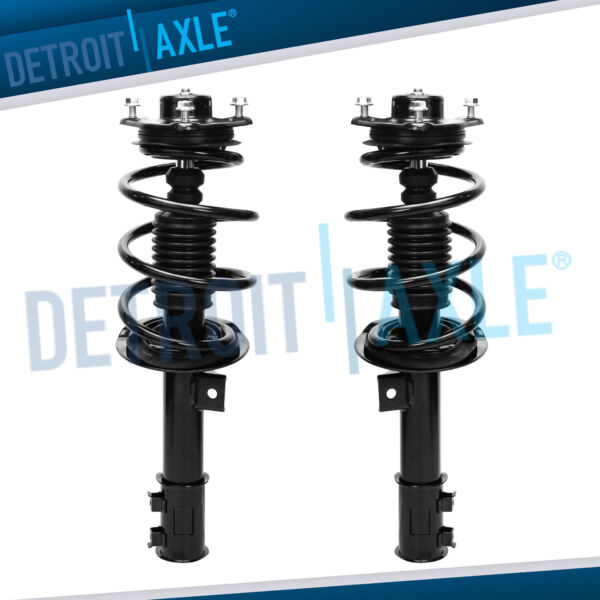 Pair (2) Front Complete Struts Spring Assembly for 2011 Sonata GLS Limited 2.4L