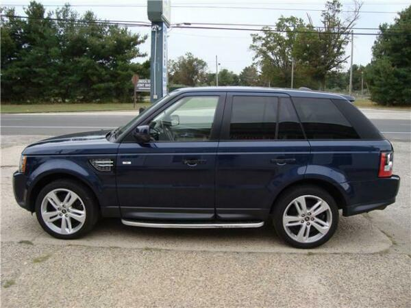 2013 Land Rover Range Rover Sport HSE Sport Theft Recovered Salvage Rebuildable 2013 Land Rover Range Rover Sport Salvage Rebuildable Repairable Project Wrecked