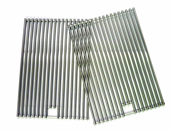 Fire Magic 3537 S 2 Deluxe Stainless Cooking Grids 16quot; x 11.5quot; OEM