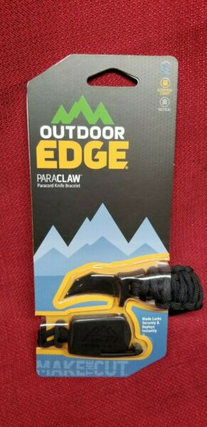 Outdoor Edge Para-Claw Large Black