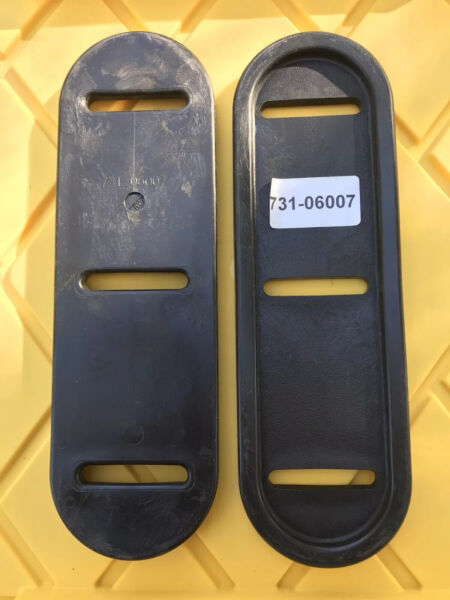MTD OEM 731 06007 Slide Shoes Troy Bilt Cub Cadet Craftsman Snowblowers 1 Pair