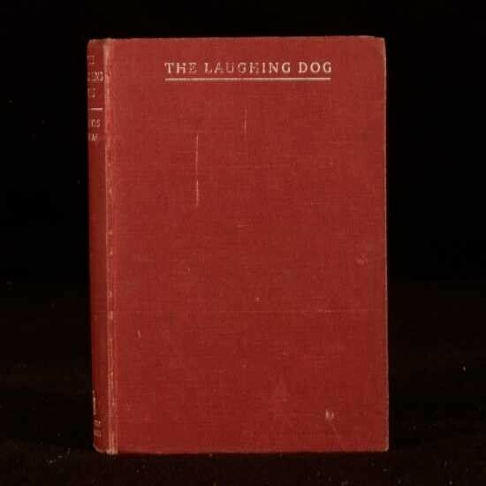 1949 The Laughing Dog Francis Vivian Scarce First Edition GBP 33.75