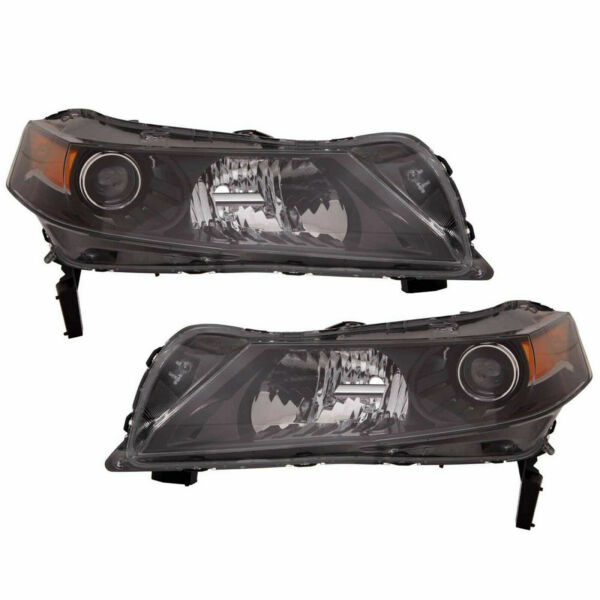 fit ACURA TL 2009-2011 LEFT RIGHT HID HEADLIGHTS HEAD LIGHTS LAMPS NEW PAIR