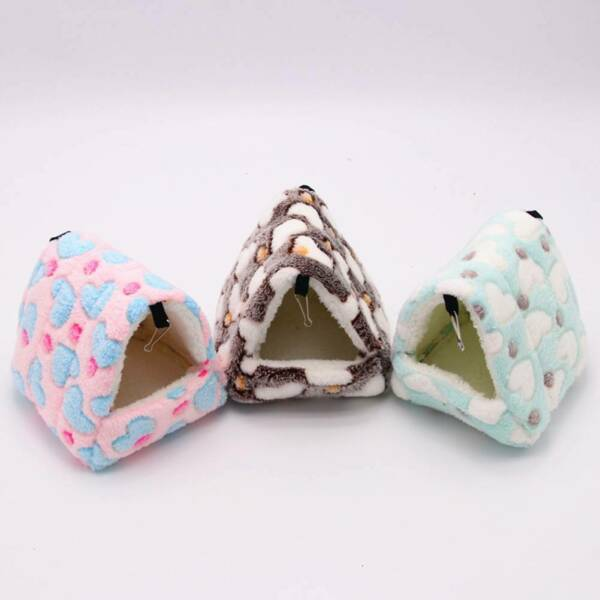Hammock Nest Ferret Rabbit Guinea Pig Rat Hamster Mice Bed Warmer House Toy Cxz