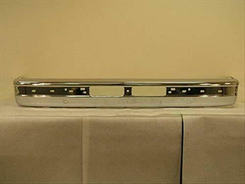 NEW CHROME FRONT BUMPER WITH PAD HOLES 1989-1992 FORD RANGER 1989-1990 BRONCO II $179.89
