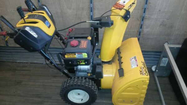 Cub Cadet 3X 26 in. 357 cc Three-Stage Gas Snow Blower with Electric Start