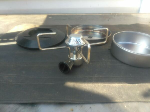 Epigas backpacking stove