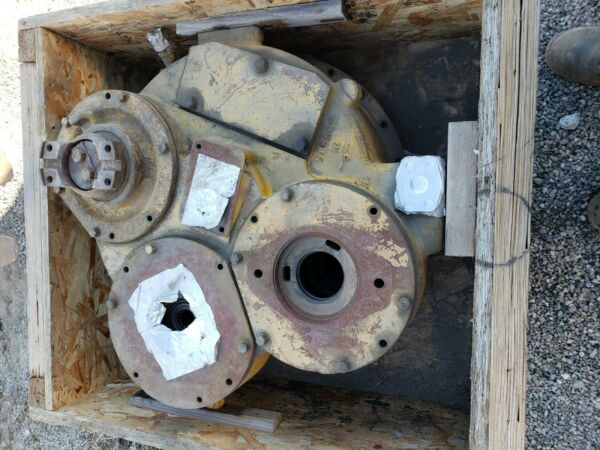 Cat auxiliary gearbox for scraper PN 5D5862- good condition