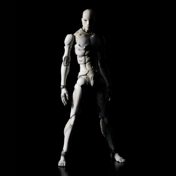 1000toys Toa Heavy Industries Synthetic Human 16 Scale Action Figure 4th Run