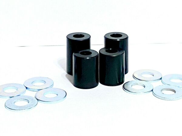 Polaris Replacement Shock Bushings Delrin Made in USA Sportsman Worker $14.45