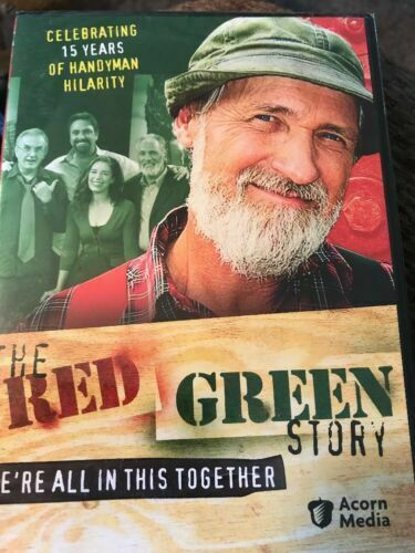 Red Green Story: Were All in This Together DVD