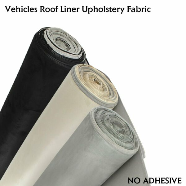 Suede Headliner Fabric Renovate Ageing or Renovate Aging  Recover Saggy Dirty