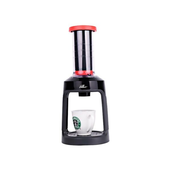 Manual Camping K Cup Coffee Maker - No Power Needed