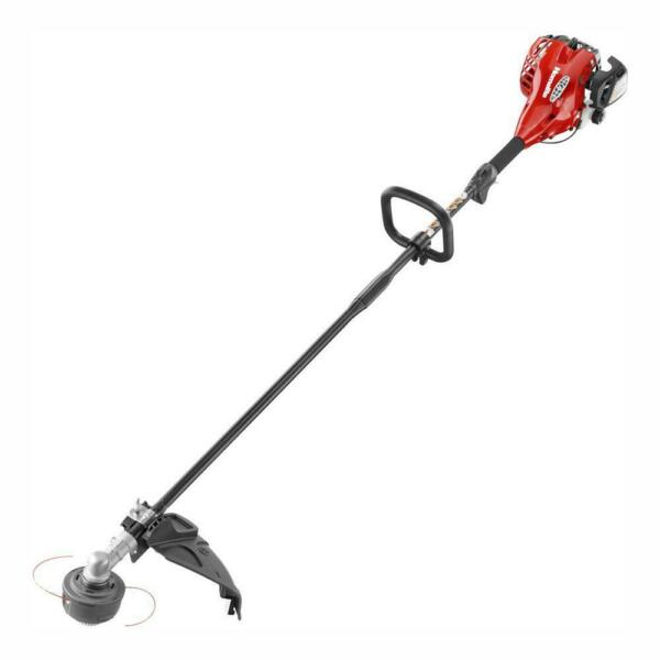 Straight Shaft Gas Home Trimmer Weed Whacker 2 Cycle 26cc Extended Shaft Reach $118.99