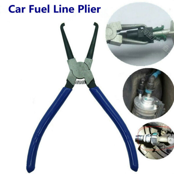 Car Petrol Hose Fuel Line Pipe Connector Quick Release Removal Plier Auto Tool
