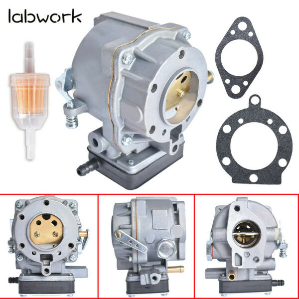 Carburetor Fits For Briggs amp; Stratton Opposed Twin 16.5HP 42A707 4 Screw Pump