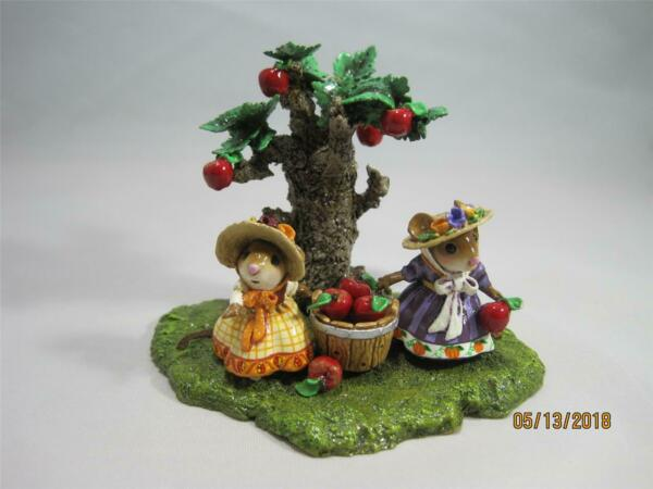 Wee Forest Folk The Orchard FairyTales Event 2014 Limited Edition - New WFF