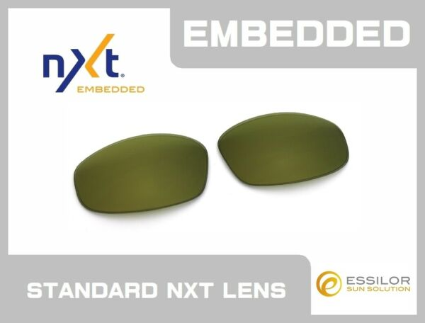 LINEGEAR NXT Lens for Oakley X Metal Pit Boss2 Gold Green PB2 NXT GGM