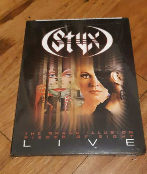 Styx: The Grand Illusion and Pieces of Eight