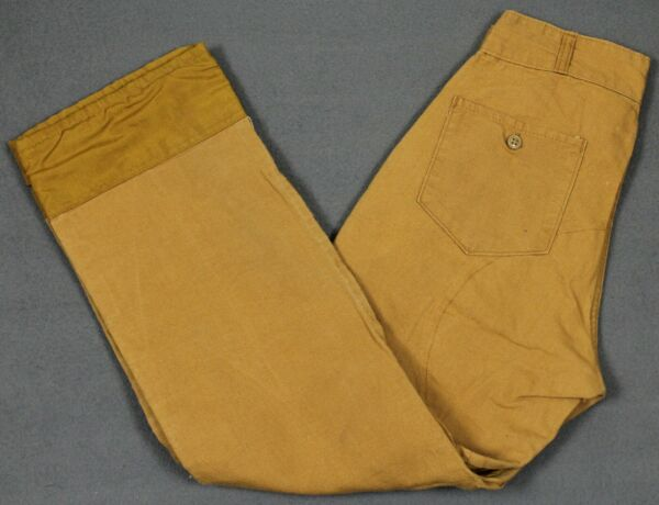 Redhead Vintage Double Layer Canvas Bush Hunting Pants Brown 28x28