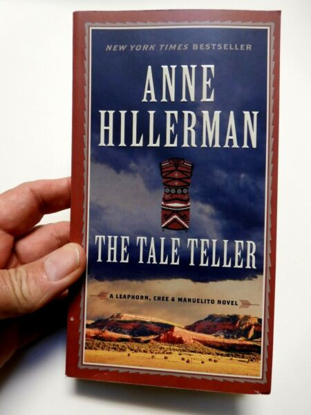 The Tale Teller Paperback by Anne Hillerman Joe Leaphorn  Brand New 2020
