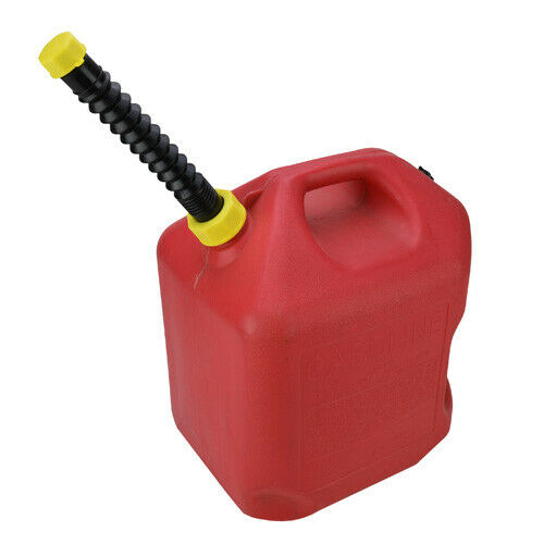 The Original HI-FLO ® Extendable Gas Can Spout Flexible Universal Replacement $11.95
