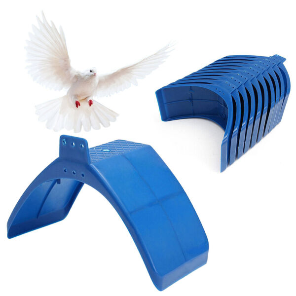10/20pcs Dove Rest Stand Dwelling Pigeon Perches Roost Frame Bird Supplies