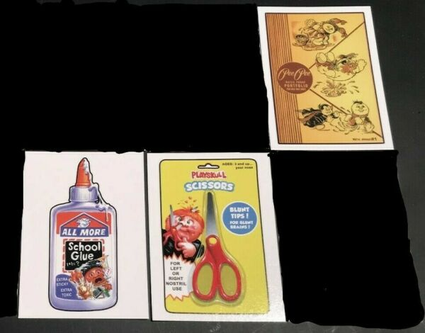 Garbage Pail Kids 2020 Late To School WACKY PACKAGES Pick Choose GPK cards LTS