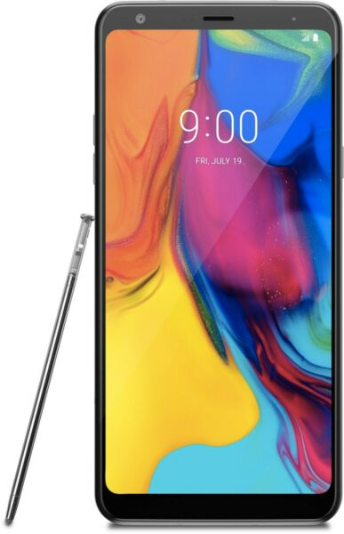 LG Stylo 5 LMQ720PS - 32GB - White Sprint - Unlocked GSM - AT&T Smartphone GREAT