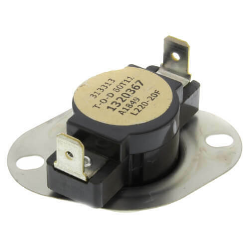 ICP 1320367 OEM Furnace Replacement Limit Switch $20.71