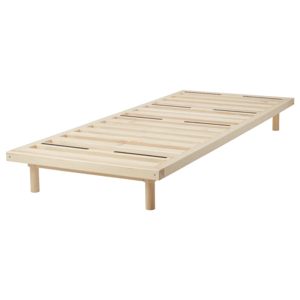 IKEA x VIRGIL ABLOH Day-Bed Frame Pine (No Cover) MARKERAD Off White Art - NEW!