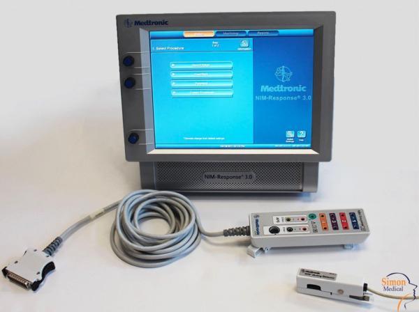 Medtronic NIM Response 3.0 Complete and Patient Ready - Simon Medical Inc
