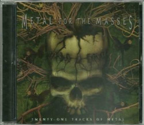 Various Artists : Metal For The Masses CD $6.89