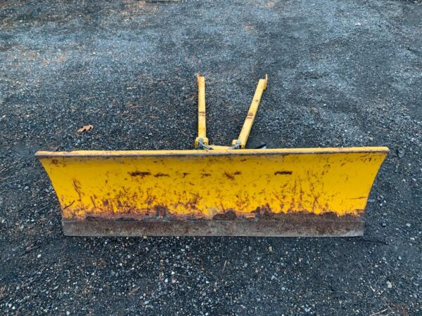 Toro Groundsmaster Snow Plow Front Mount Snowplow Hydraulic Angle Grounds Master