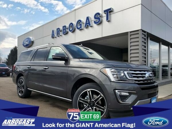 2020 Ford Expedition Max Limited 2020 Ford Expedition Max Limited 2