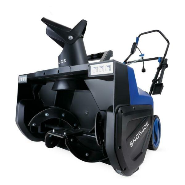 Snow Joe 22 in. 15 Amp Electric Snow Blower with Dual LED Lights