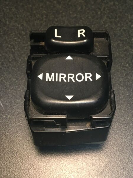 Toyota Mirror Control Switch OEM 183574 Toggle - Fits Many Years